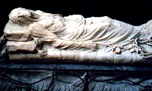 """Il """"Cristo Velato"""" tra leggenda e realtà"""