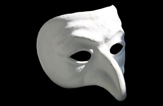 Celebrità della commedia dell'arte, la maschera di Pulcinella