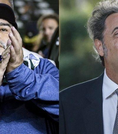 Maradona non vuole che Sorrentino faccia il film su di lui