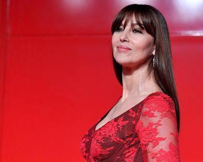 Monica Bellucci agli Oscar